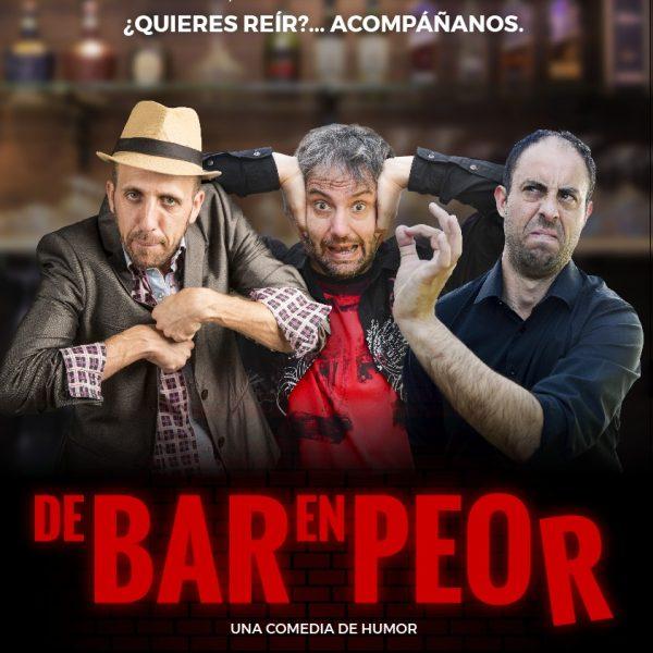 DE BAR EN PEOR - BAJA